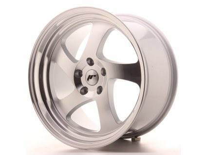 Alu kola Japan Racing JR15 19x10 ET35 5x100 Silver Machined Face