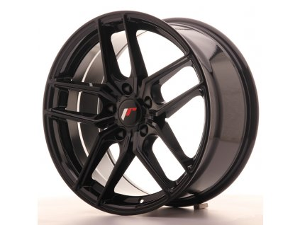 Alu kola Japan Racing JR27 18x8,5 ET35 5x100 Silver Machined Face