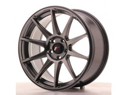 Alu kola Japan Racing JR11 18x8,5 ET35 4x100 Dark Hyper Black
