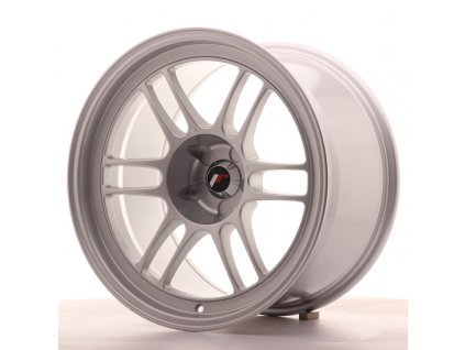 Alu kola JAPAN RACING JR7 18x10,5 ET15 5H BLANK Silver