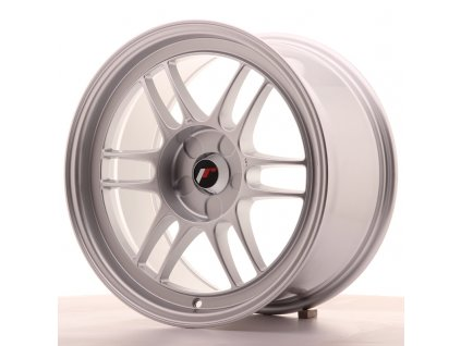 Alu kola Japan Racing JR7 17x9 ET35 5H BLANK Silver