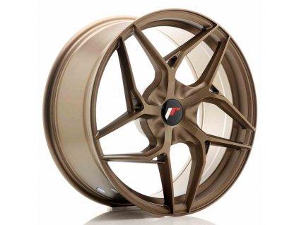 Alu kola Japan Racing JR35 19x8,5 ET20-45 5H BLANK Bronze