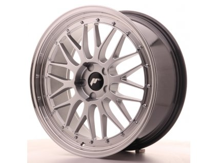 Alu kola Japan Racing JR23 20x8,5 ET20-45 5H BLANK Hyper Silver w/Machined Lip