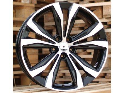 Alu kola design Lexus 20x8 5x114.3 ET30 60.1 černé