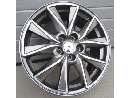 Alu kola design Mazda 18x7.5 5x114.3 ET50 67.1 šedé