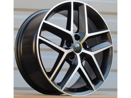 Alu kola design Seat 18x7,5 5x112 ET51 57,1 černé