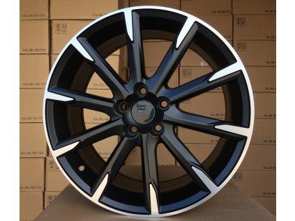 Alu kola design Volvo 19x8 5x108 ET45 63.3 černé
