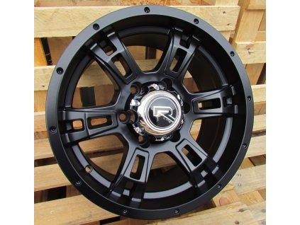 Alu kola design Offroad 16x8 5x139,7 ET0 110,5 černé