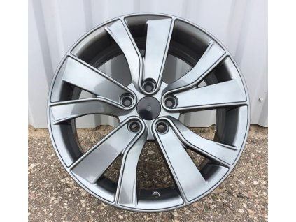 Alu kola design Chevrolet 16x6,5 5x105 ET39 56,6 šedé