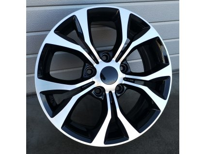 Alu kola design Toyota 17x6,5 5x127 ET40 71,5 černé