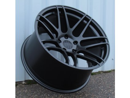 Alu kola Haxer 19x9 5x120 ET20 74,1 černé