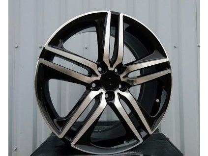 Alu kola design Honda 18x8 5x114,3 ET55 64,1 černé