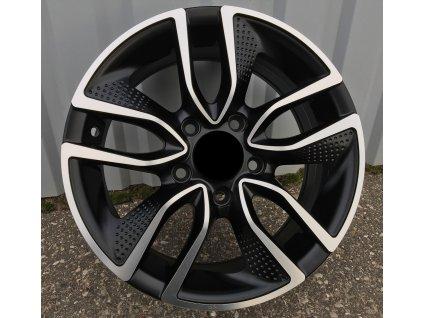 Alu kola design Hyundai 16x6,5 5x114,3 ET45 67,1 černé