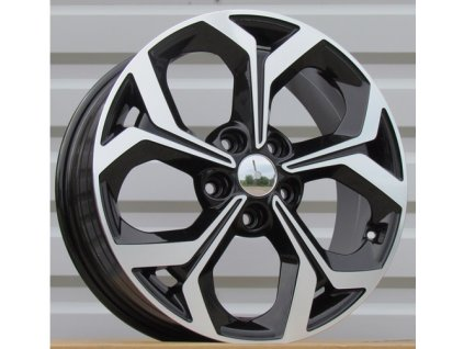 Alu kola design Kia 17x7 5x114,3 ET53 67,1 černé