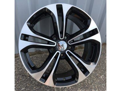 Alu kola design Kia 17x7 5x114,3 ET40 67,1 černé