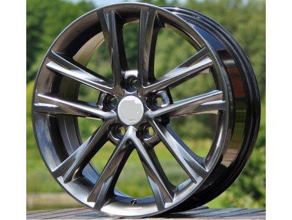 Alu kola design Lexus 18x8 5x114,3 ET40 60,1 šedé