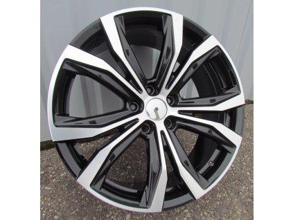 Alu kola design Lexus 19x8 5x114,3 ET30 60,1 černé