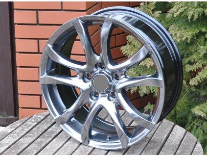 Alu kola design Mazda 18x7.5 5x114.3 ET50 67.1 černé