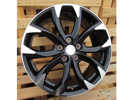 Alu kola design Mazda 18x7,5 5x114,3 ET50 67,1 černé