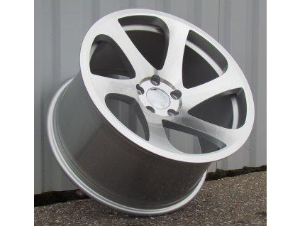 Alu kola replika 3SDM 18x10 5x120 ET30 72,56 stříbrné