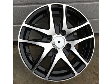 Alu kola design RS Wheels 13x5,5 4x99 ET35 73,1 černé