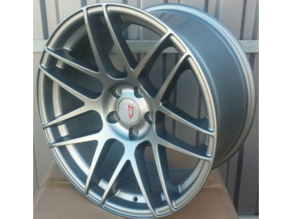 Alu kola design RS Wheels 22x10,5 5x130 ET40 71,56 šedé