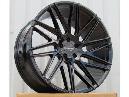Alu kola design RS Wheels 22x9 5x115 ET15 72,56 černé