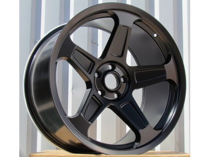 Alu kola design  22x9 5x115 ET20 71.5 černé