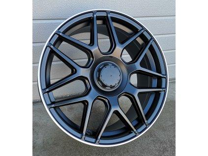 Alu kola design Mercedes 18x7,5 5x112 ET44 66,6 černé