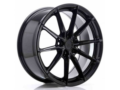 Alu kola Japan Racing JR37 19x8,5 ET45 5x112 Glossy Black