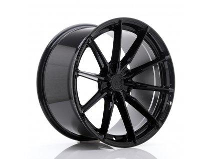 Alu kola Japan Racing JR37 20x10,5 ET20-40 5H BLANK Glossy Black