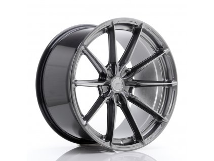 Alu kola Japan Racing JR37 20x10,5 ET20-40 5H BLANK Hyper Black