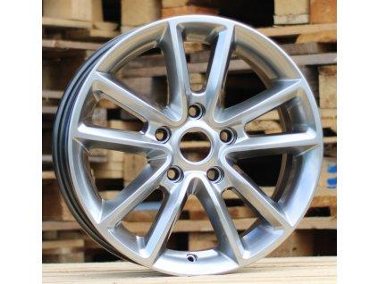 Alu kola design Chrysler 17x6.5 5x127 ET40 71.5 černé