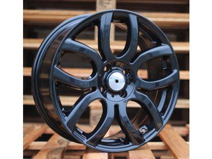 Alu kola design Mini Cooper 17x7 4x100 ET48 56.1 černé