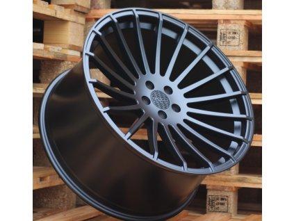 Alu kola Haxer 22x9 5x120 ET30 72.6 černé