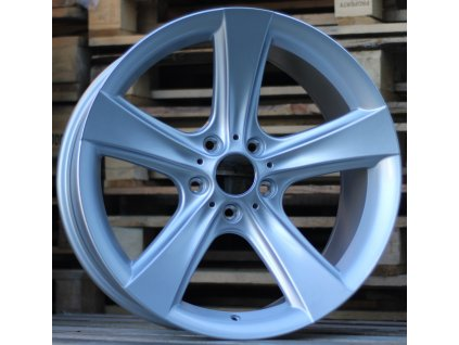 Alu kola design BMW 19x10 5x120 ET15 74.1 stříbrné