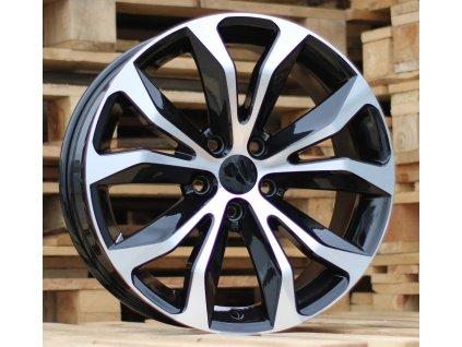 Alu kola design Lexus 18x7.5 5x114.3 ET35 60.1 černé