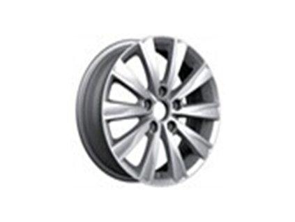 Alu kola design Volkswagen 16x6.5 5x112 ET50 57.1 stříbrné