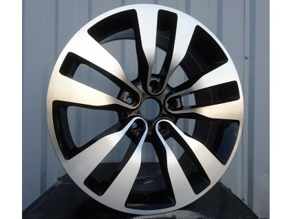 Alu kola design  18x7.5 5x115 ET20 71.5 černé