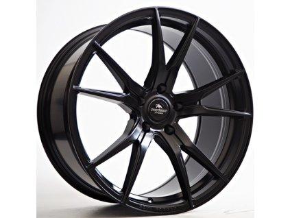 Alu kola Forzza Ultra 10x20 5x120 ET37 CB72,56 Satin Black