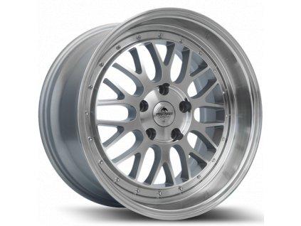 Alu kola Forzza Spot 9,5x18 5x112 ET30 66,45 SFM