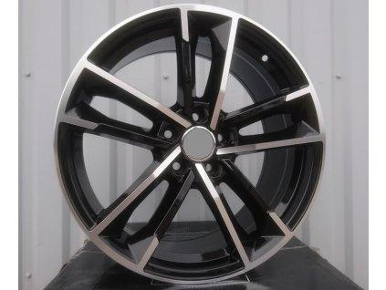 Alu kola design Audi 19x8.5 5x112 ET33 66.45 černé