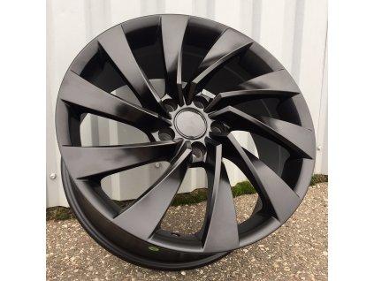 Alu kola design Volkswagen 19x8 5x112 ET40 57.1 černé