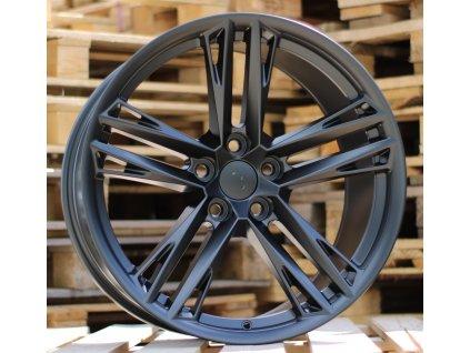 Alu kola design Chevrolet 20x11 5x120 ET43 66.9 černé
