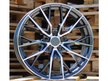Alu kola design Lexus 19x8 5x114.3 ET40 60.1 šedé