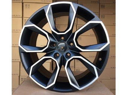 Alu kola design Škoda 19x8.5 5x112 ET40 57.1 černé