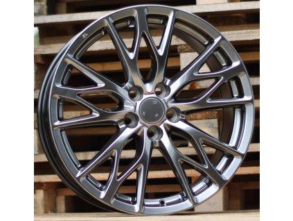 Alu kola design Lexus 19x8 5x114.3 ET35 60.1 černé