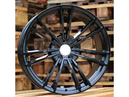 Alu kola design BMW 20x8 5x120 ET35 72.5 černé
