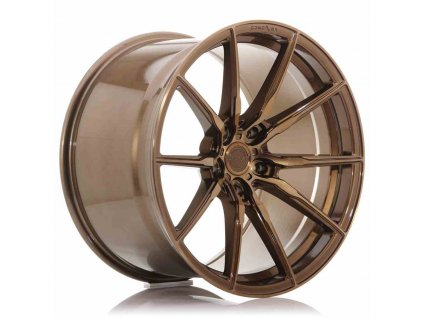 Concaver CVR4 22x9,5 ET14-58 BLANK Brushed Bronze