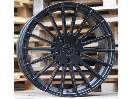 Alu kola replika Hamann 21x10 5x130 ET45 84.1 černé